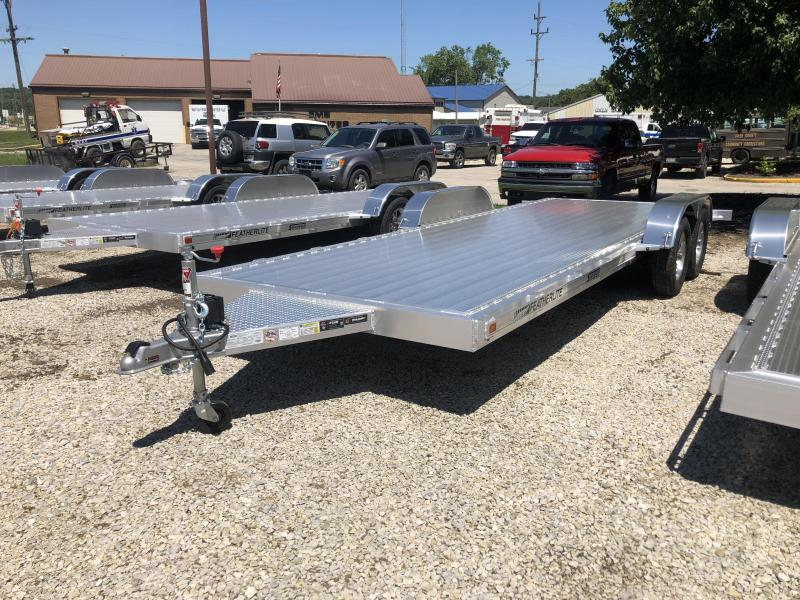 2019 20' 7K Featherlite Car Trailer. 152309