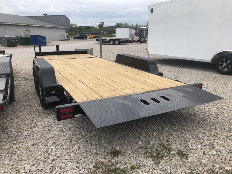 Great Price! 2019 16'+4' 14k Behnke Split Deck Tilt. 49476
