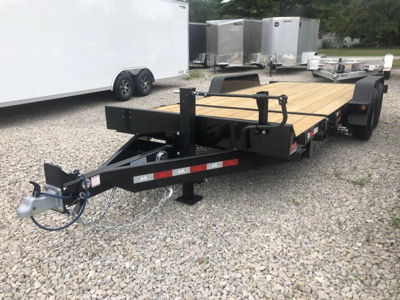 2019 16'+4' 14k Behnke Tube Split Deck Tilt. 49476