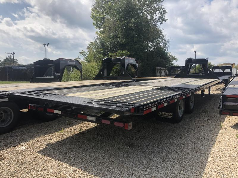 "2019 FMAX 210HDT 32'x102"" 25K Diamond C Engineered Beam Equipment Trailer. 14238"