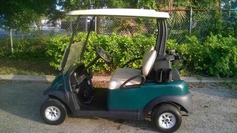 2015 Other Precedent Golf Cart