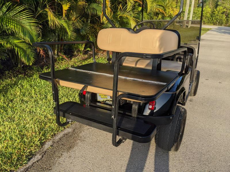 1997 E-Z-GO TXT Golf Cart
