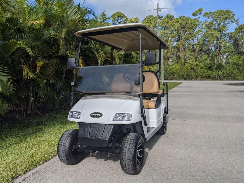 2021 Star Electric Vehicles CLASSIC 36-2+2 Golf Cart