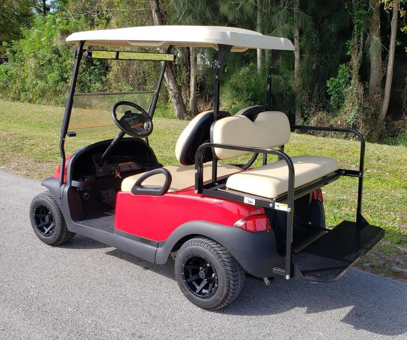 Reconditioned Club Car Precedent 4 Passenger Golf Cart