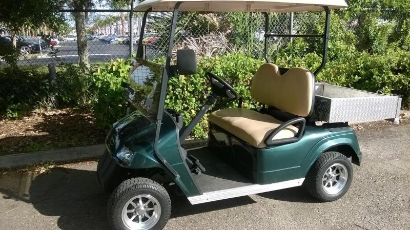 2015 Star Electric Vehicles Classic Golf Cart