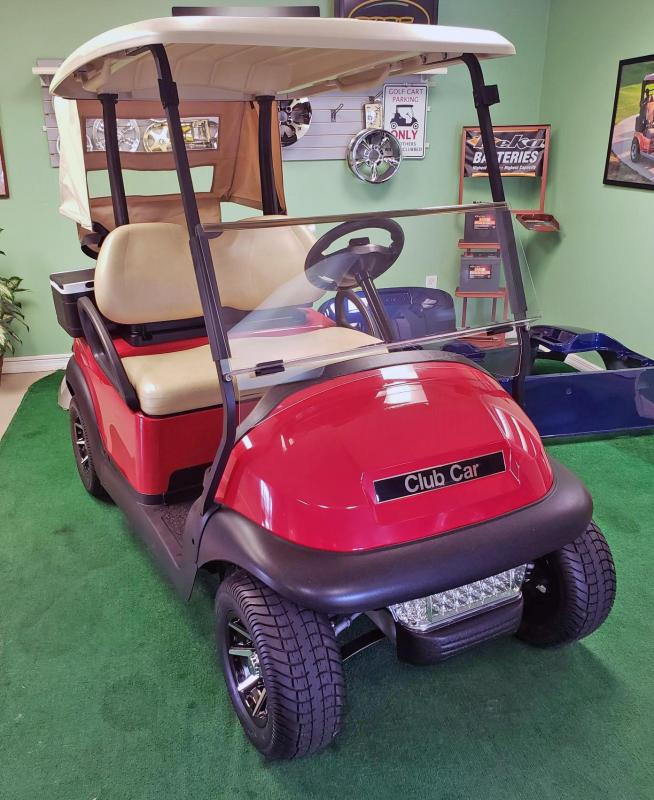 2015 Club Car Refurbished Precedent Golf Cart