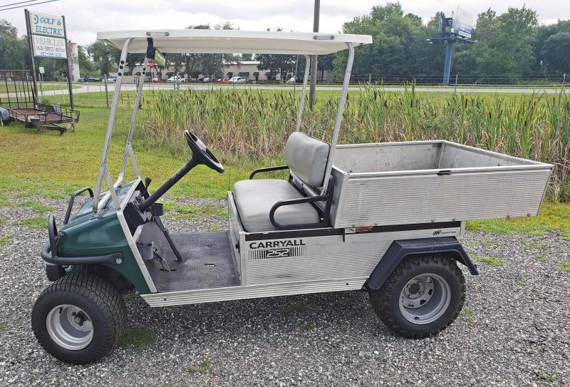 2013 Club Car Carryall 252 Gas Utility Vehicle