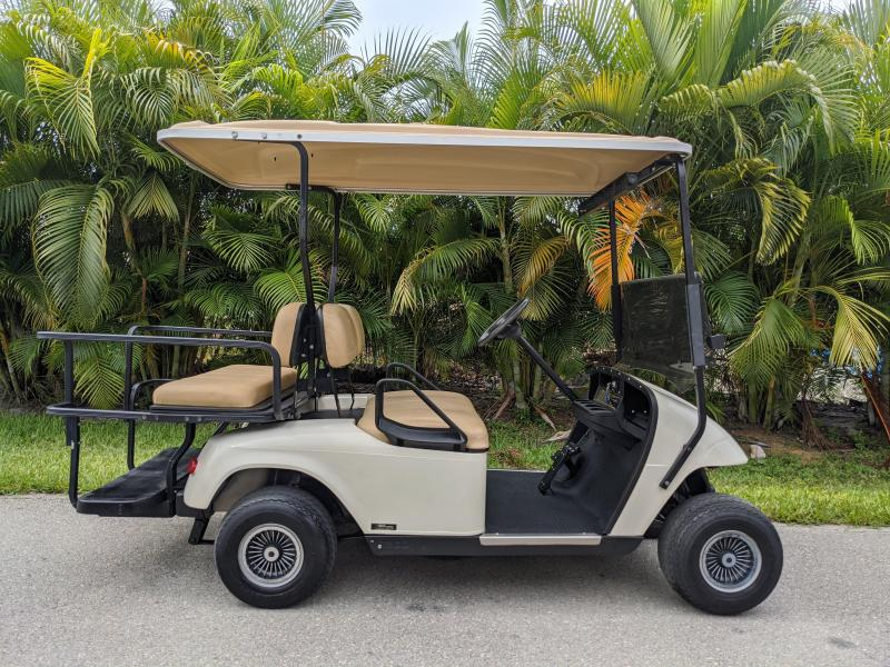 2007 E-Z-GO TXT Golf Cart