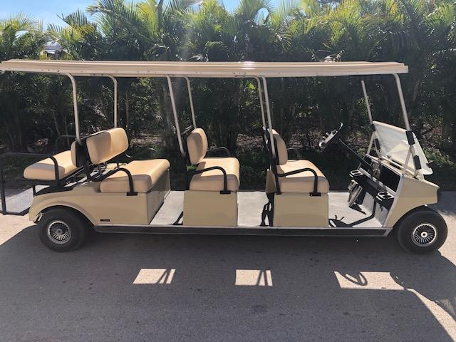 1999 Club Car VILLAGER 8