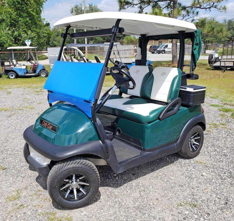 Newly Refurbished Club Car Precedent Golf Cart