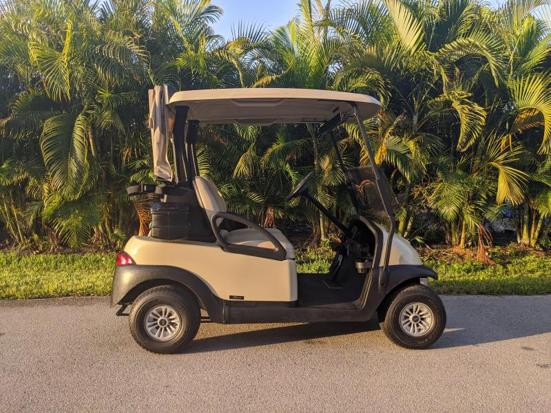 USED 2016 Club Car PRECEDENT Golf Cart