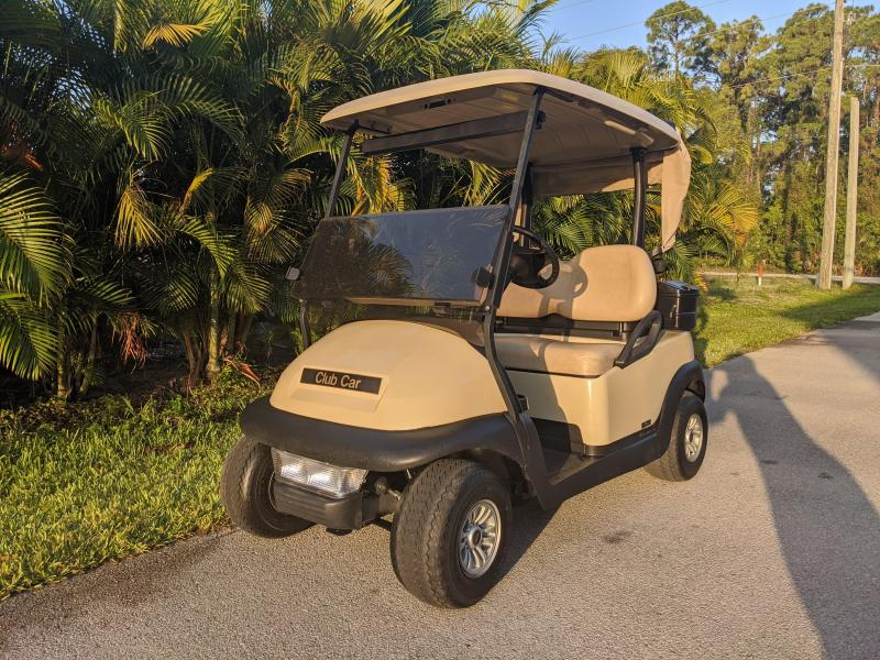 USED 2016 Club Car PRECEDENT Golf Cart