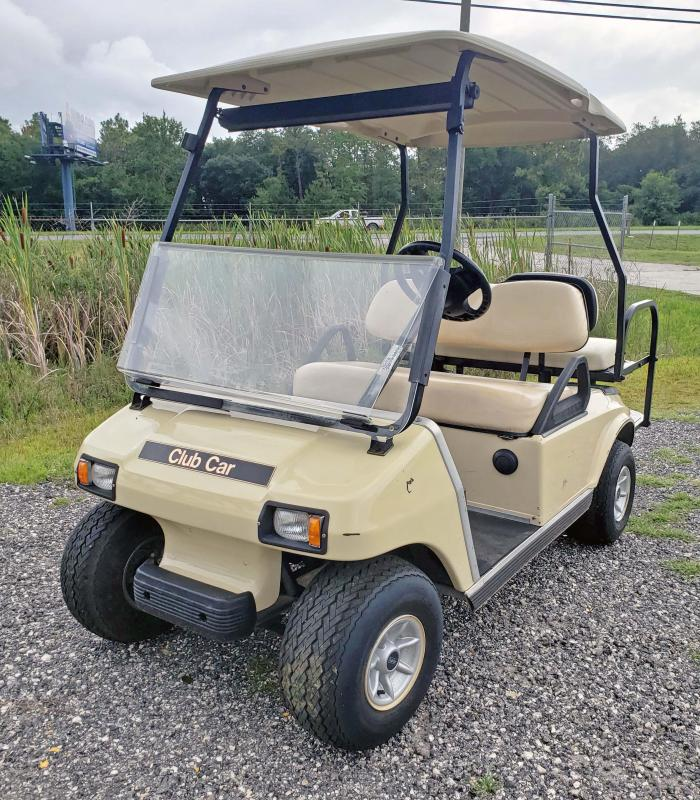 2012 Club Car DS 4 Passenger Golf Cart