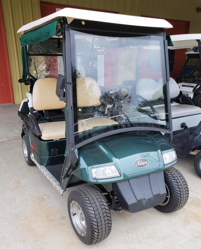 2010 StarEV 48-02 Street Legal Golf Cart