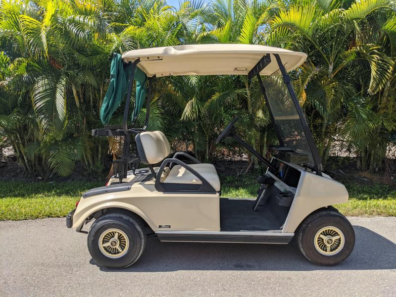 USED 2002 Club Car DS