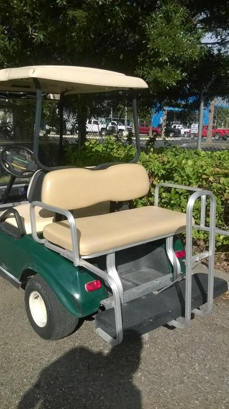 2011 Club Car DS 48 volt 4 passenger