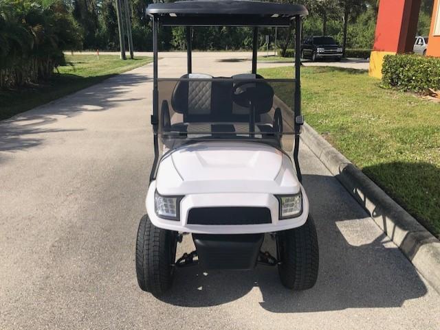 2020 Club Car Precedent Golf Cart Alpha Body Kit Reconditioned