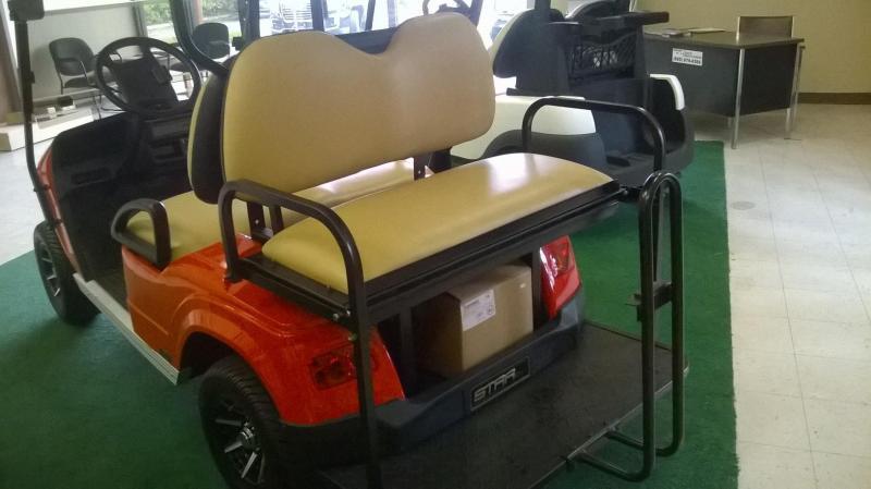 2019 Star Electric Vehicles Classic 4 passenger