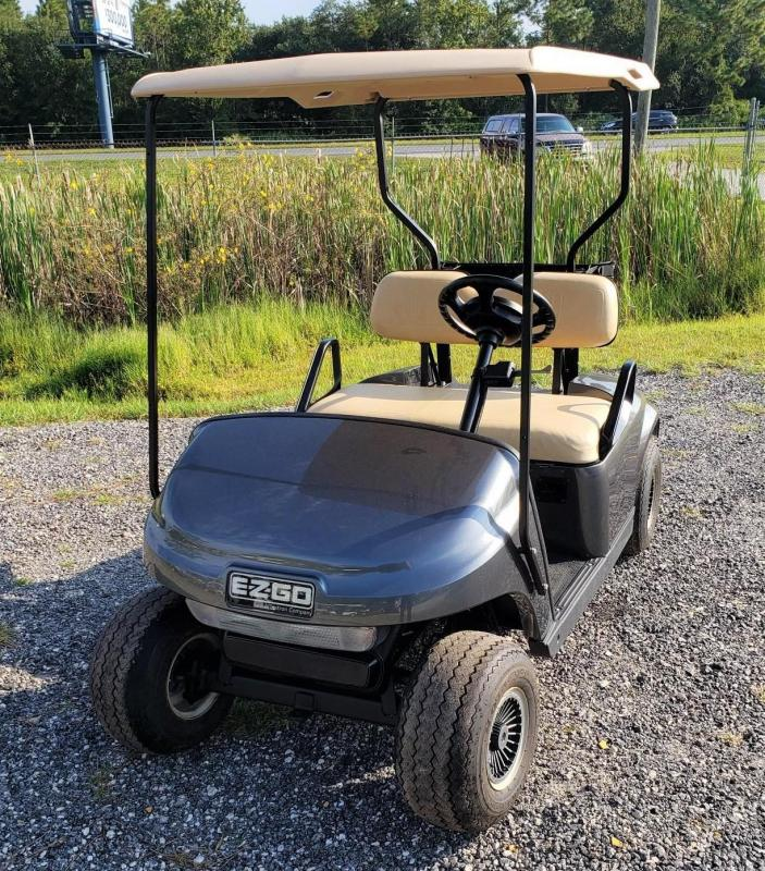 Reconditioned EZ-Go TXT Golf Cart