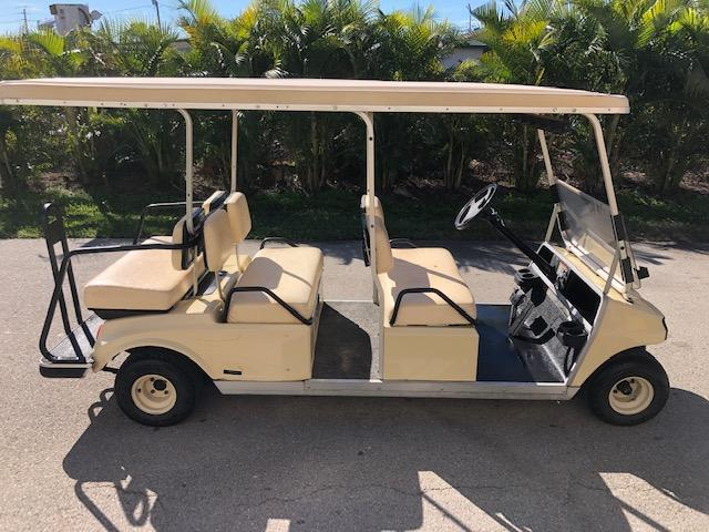 1995 Club Car VILLAGER 6