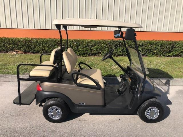2005 Club Car Precedent GAS CART