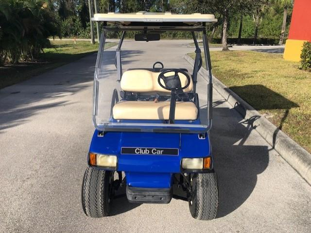 2003 Club Car DS PATHWAY