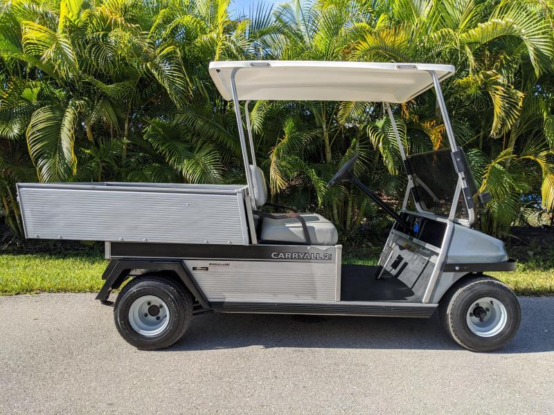 2002 Club Car CARRYALL 2 PLUS Golf Cart