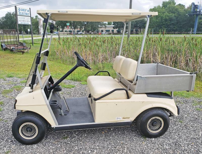 1995 Club Car DS Golf Cart with Cargo Box