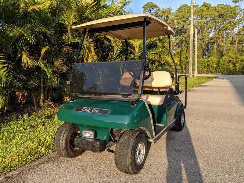 USED 2008 Club Car DS
