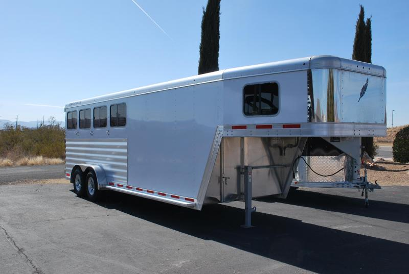 2020 Featherlite 4 Horse Trailer