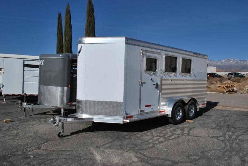 2020 Featherlite 7441-302A Horse Trailer
