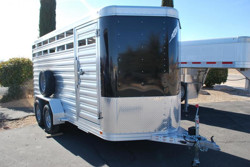 2020 Featherlite 8107 6FT 7IN Horse Trailer