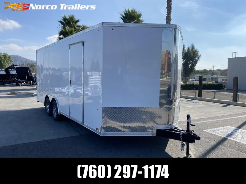 2021 Look Trailers VWLF 8.5 x 20 te3 Car / Racing Trailer