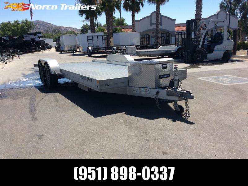 2013 Featherlite 3110 8.5' X 17.5' Tandem Axle Flatbed Trailer