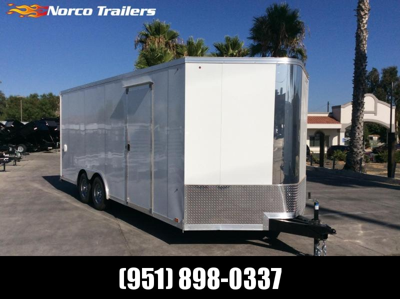 2020 Look Trailers Vision 8.5' x 20' Tandem Axle Car / Racing Trailer