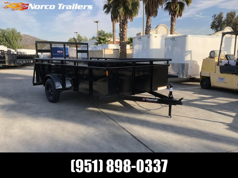 "2020 Sun Country Playcraft 82"" x 12' Tandem Axle Landscape Trailer"