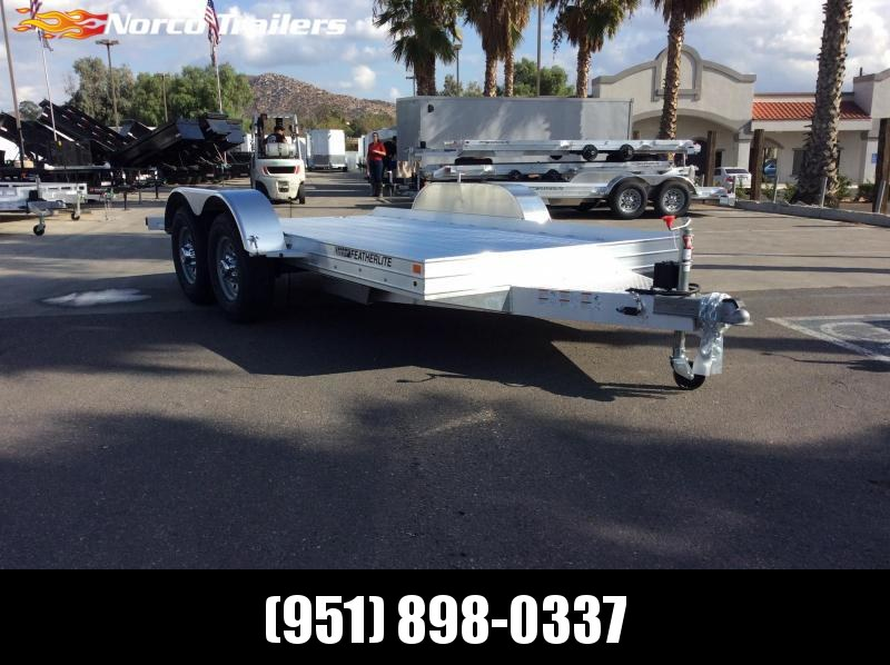 2020 Featherlite 3110 8.5' x 14' Tandem Axle Flatbed Trailer
