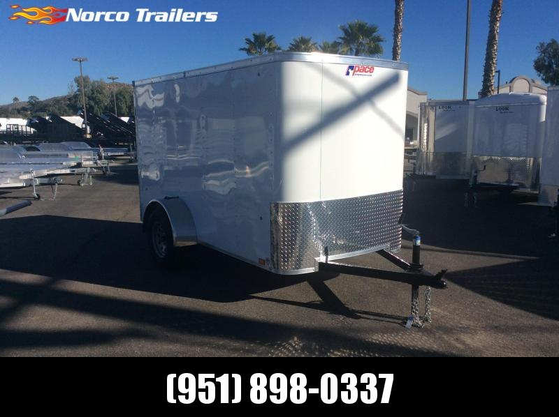 2019 Pace American Outback 5' X 10' S12 Enclosed Cargo Trailer