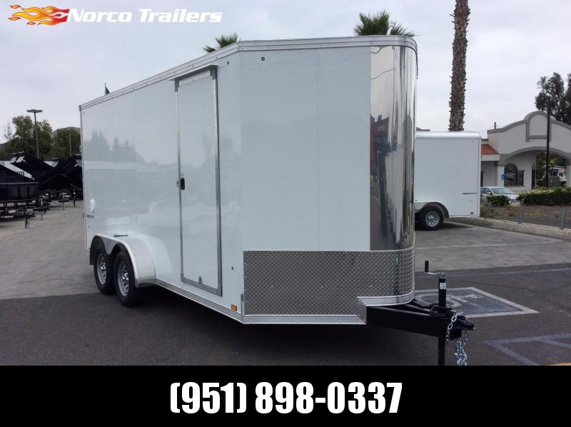 2019 Pace American Cargo Sport 7 x 16 Tandem Axle Enclosed Cargo Trailer