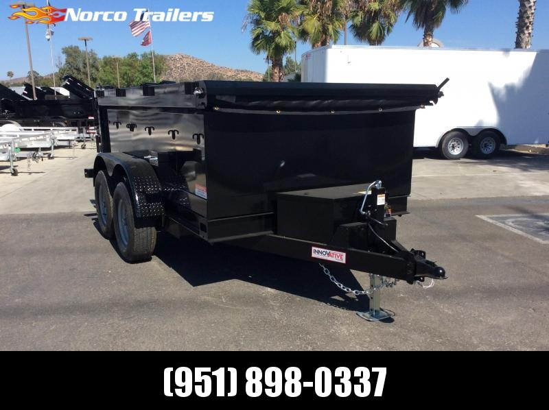 "2020 Innovative Trailer Mfg. 72"" x 10' Dump Trailer"