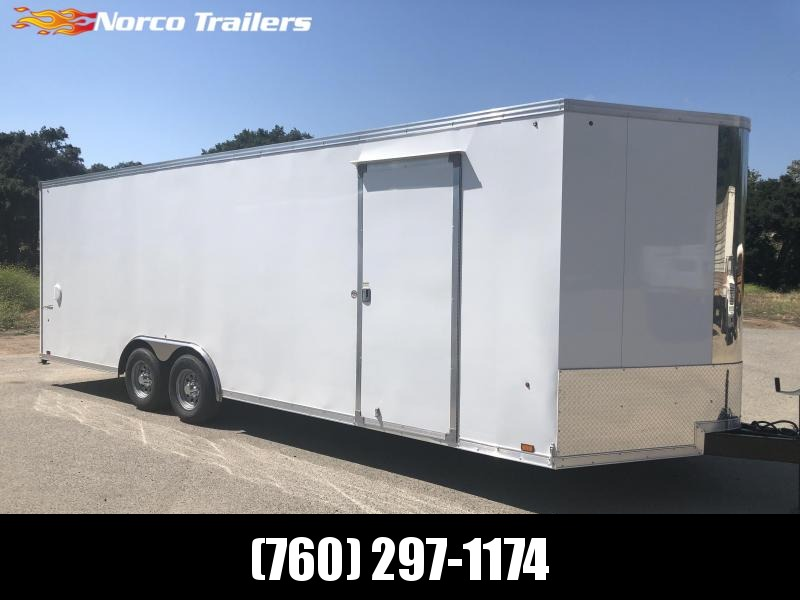 2019 Look Trailers Vision 8.5' x 24' 10K Car / Racing Trailer