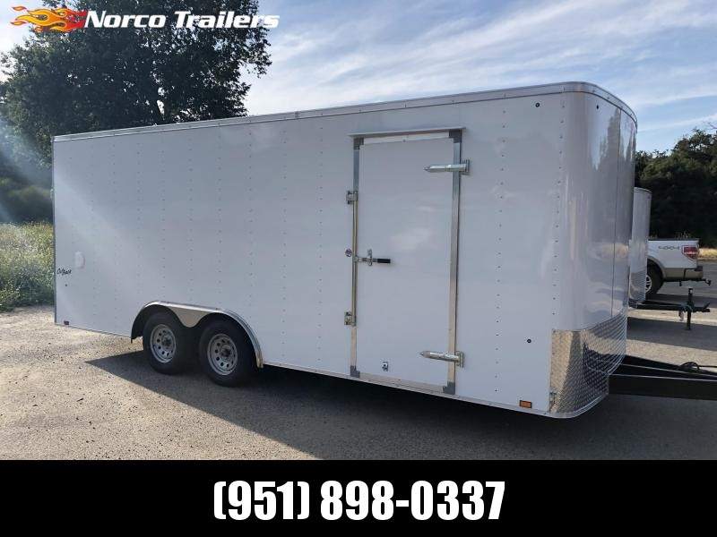 2019 Look Trailers ST 8.5' x 20' 7K Car / Racing Trailer