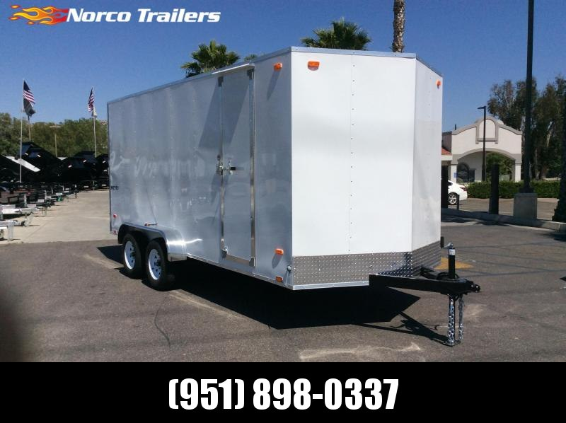 2021 Pace American Metro Enclosed Cargo Trailer