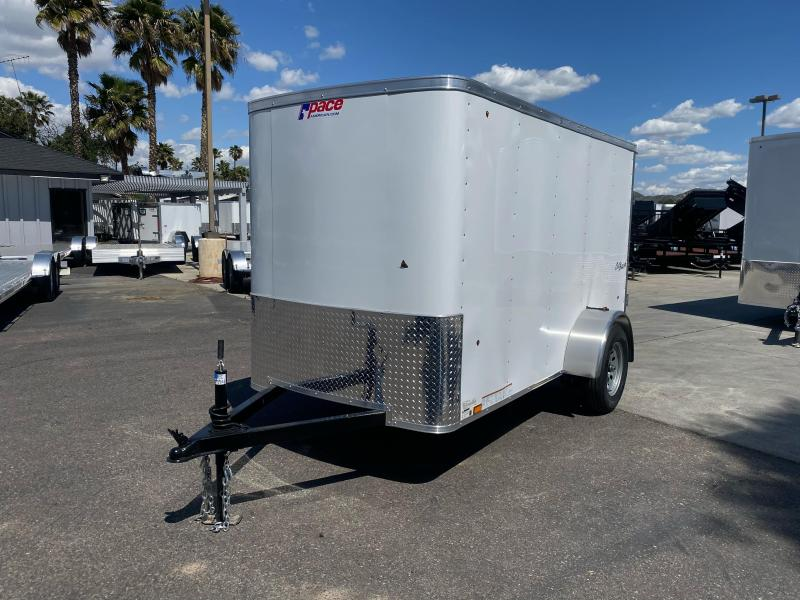 2021 Pace American Outback 5' x 10' Single Axle Enclosed Cargo Trailer