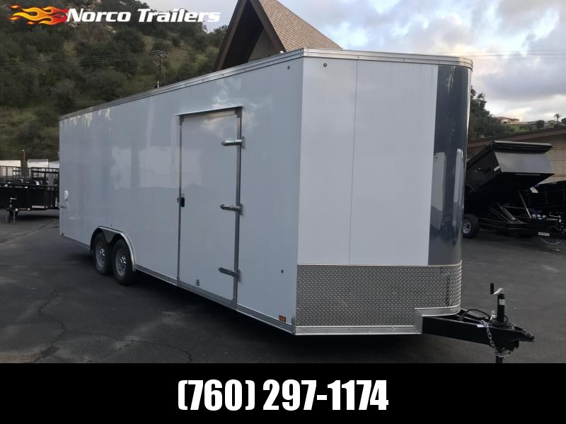 2020 Pace American Cargo Sport 8.5 x 24 10K Car / Racing Trailer
