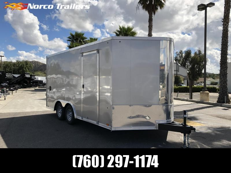 2021 Look Trailers Vision 8.5 x 16 Tandem Axle Car / Racing Trailer