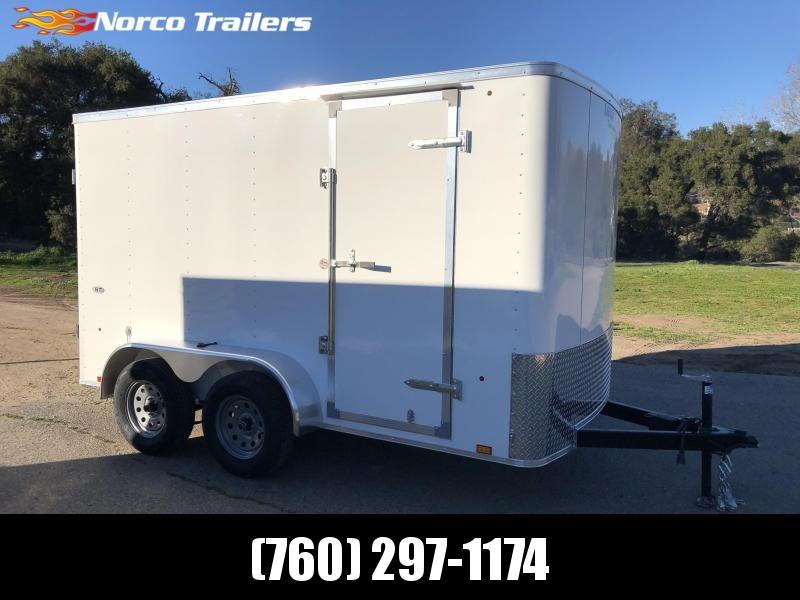 2019 Look Trailers STLC 6' x 12' 7K Enclosed Cargo Trailer