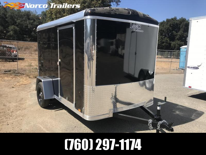 2020 Look Trailers Vision 6' x 10' Enclosed Cargo Trailer