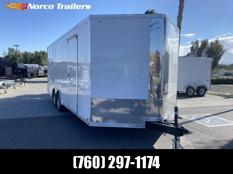 2021 Look Trailers Vision 8.5' x 20' Tandem Axle Car / Racing Trailer