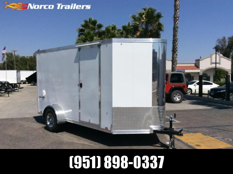 2021 Pace American Cargo Sport 6' x 12' Single Axle Enclosed Cargo Trailer